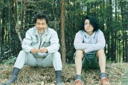 映画『キツツキと雨』役所広司、小栗旬