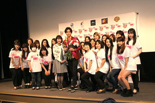 【海外ドラマの日】イベント、川上大輔、28名の海外ドラマ・女性アンバサダー