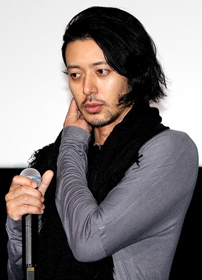 映画『エルネスト』試写イベント舞台挨拶、オダギリジョー、阪本順治監督