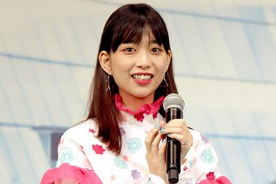 映画『恋と嘘』完成披露舞台挨拶、森川葵