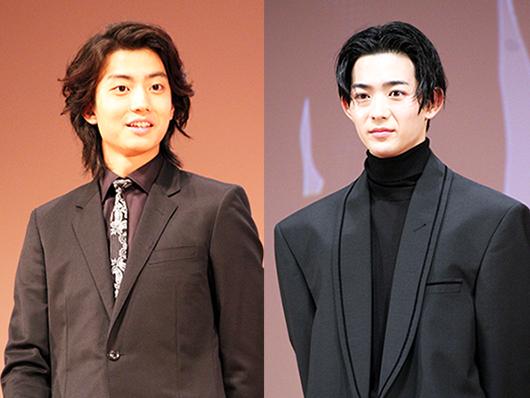 映画『先生! 、、、好きになってもいいですか?』完成披露イベント舞台挨拶、竜星涼、健太郎