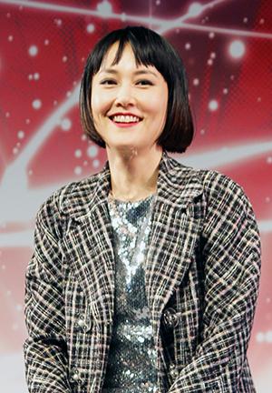 映画『パシフィック・リム:アップライジング』来日イベント@【東京コミコン2017】、菊地凛子