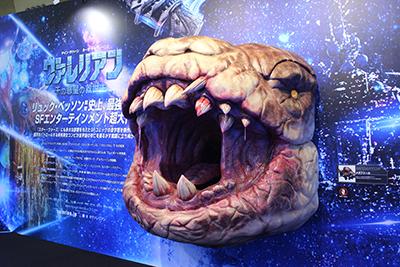 【東京コミコン2017】『ヴァレリアン 千の惑星の救世主』