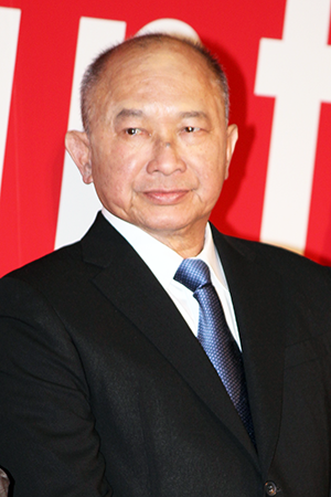 映画『マンハント』ジャパンプレミア、ジョン・ウー監督