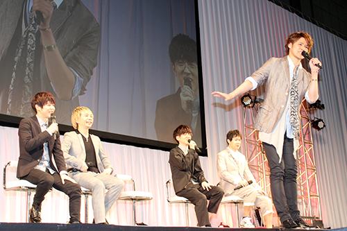 映画『GODZILLA 決戦機動増殖都市』AnimeJapan2018スペシャルステージ、宮野真守、櫻井孝宏、杉田智和、梶裕貴、諏訪部順一