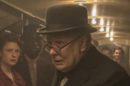 映画『ウィンストン・チャーチル/ヒトラーから世界を救った男』ゲイリー・オールドマン