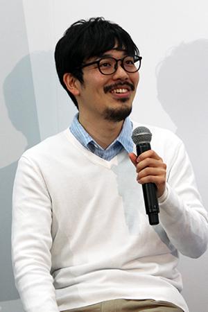 映画『ペンギン・ハイウェイ』製作発表会見、石田祐康監督