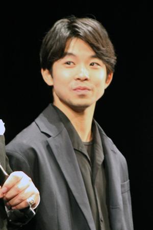 映画『50回目のファーストキス』完成披露試写会舞台挨拶、太賀