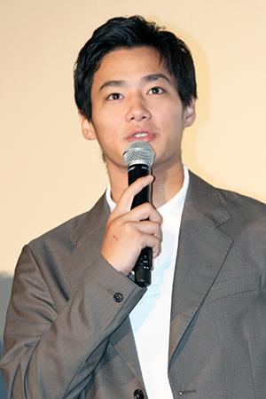 映画『ラブ×ドック』公開記念舞台挨拶、野村周平