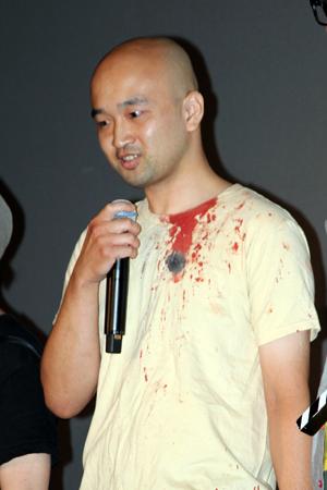 映画『カメラを止めるな!』感染拡大公開御礼舞台挨拶