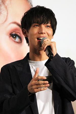 映画『アントマン&ワスプ』東西横断スペシャル・ファンミーティング:中川大志(ファン代表)
