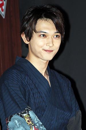 映画『銀魂2 掟は破るためにこそある』完成披露試写会舞台挨拶:吉沢亮