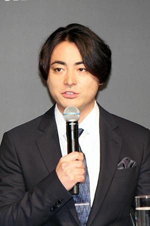 映画『デイアンドナイト』完成報告会見:山田孝之プロデューサー