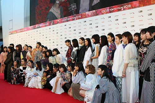 第31回東京国際映画祭:『21世紀の女の子』