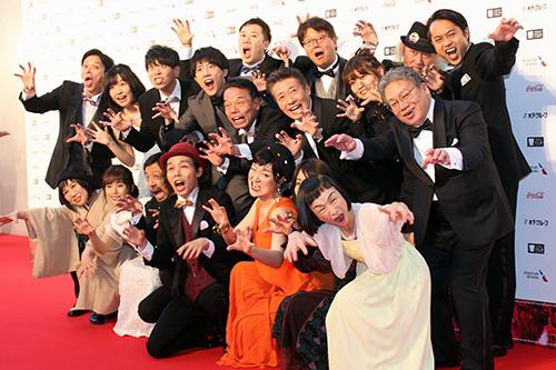 第31回東京国際映画祭:『カメラを止めるな!』