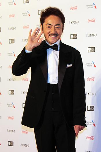 第31回東京国際映画祭:『Merry Christmas!〜ロンドンに奇跡を起こした男〜』市村正親