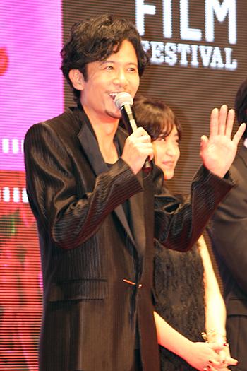 第31回東京国際映画祭:『半世界』稲垣吾郎