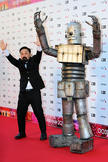 第31回東京国際映画祭:『ハード・コア』山下敦弘監督
