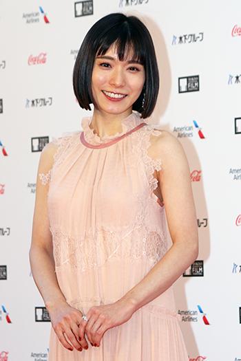 第31回東京国際映画祭:アンバサダー松岡茉優