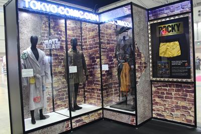 東京コミコン2018:コスチューム展示