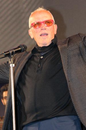 東京コミコン2018:ピーター・ウェラー