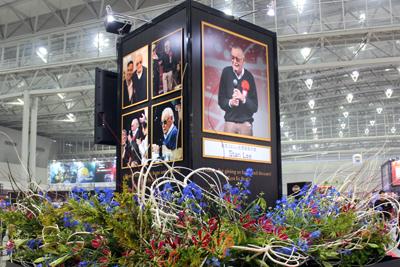 東京コミコン2018:スタン・リーの追悼コーナー